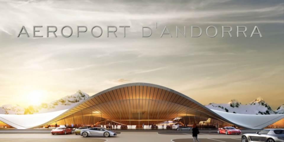 Andorra presenta el projecte de l'Aeroport Nacional