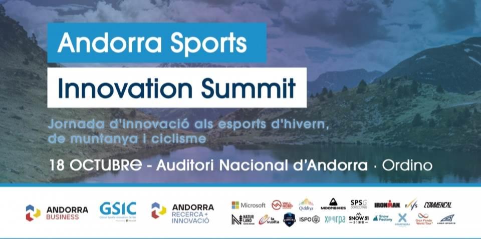 Andorra Sports Innovation Summit vol posicionar Andorra com a referent internacional