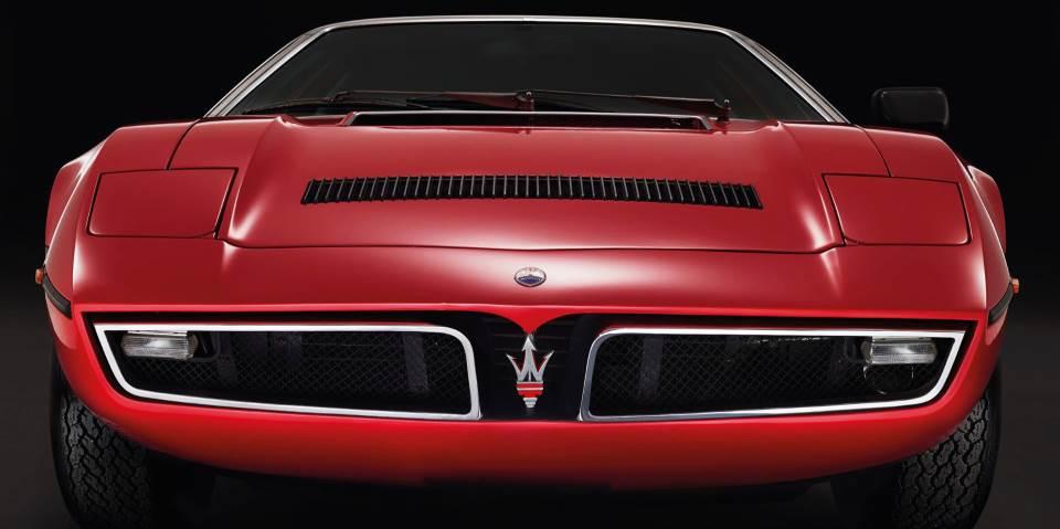 El Maserati Bora compleix 50 anys