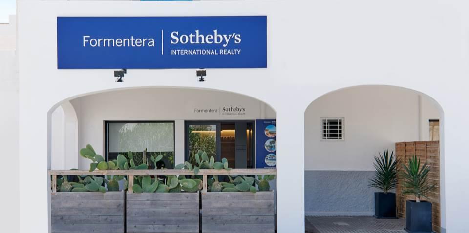 Nueva oficina Sotheby's International Realty en Formentera
