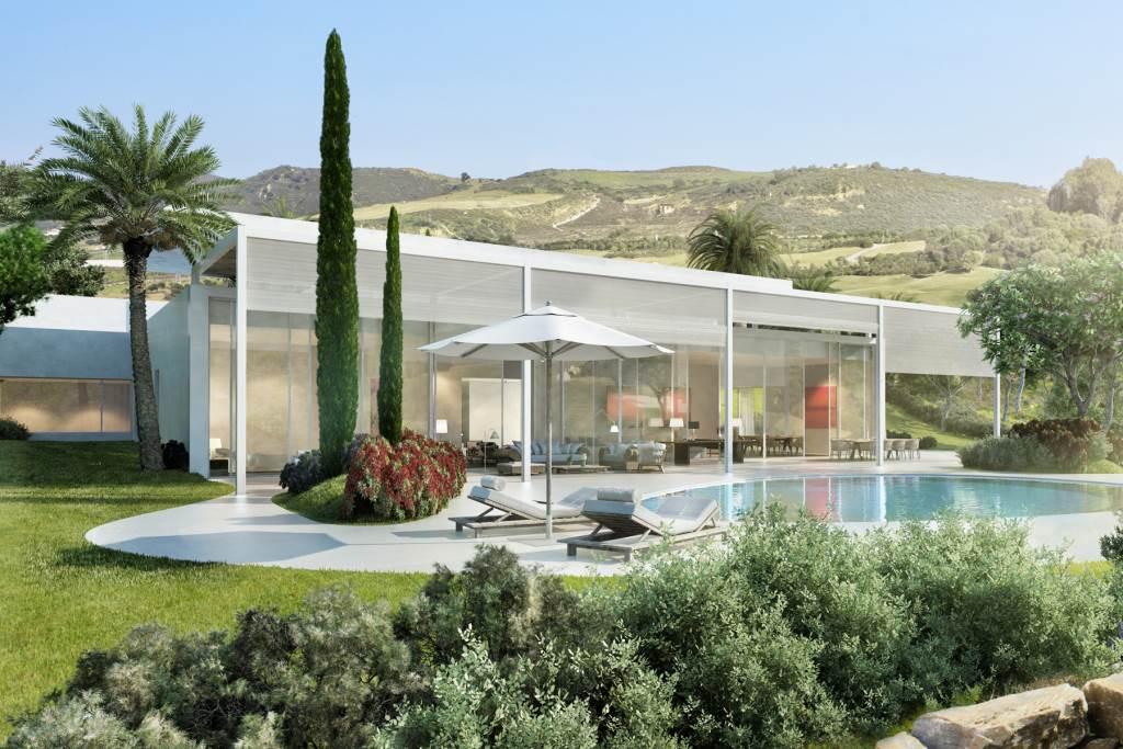 Luxosa villa per comprar a Málaga
