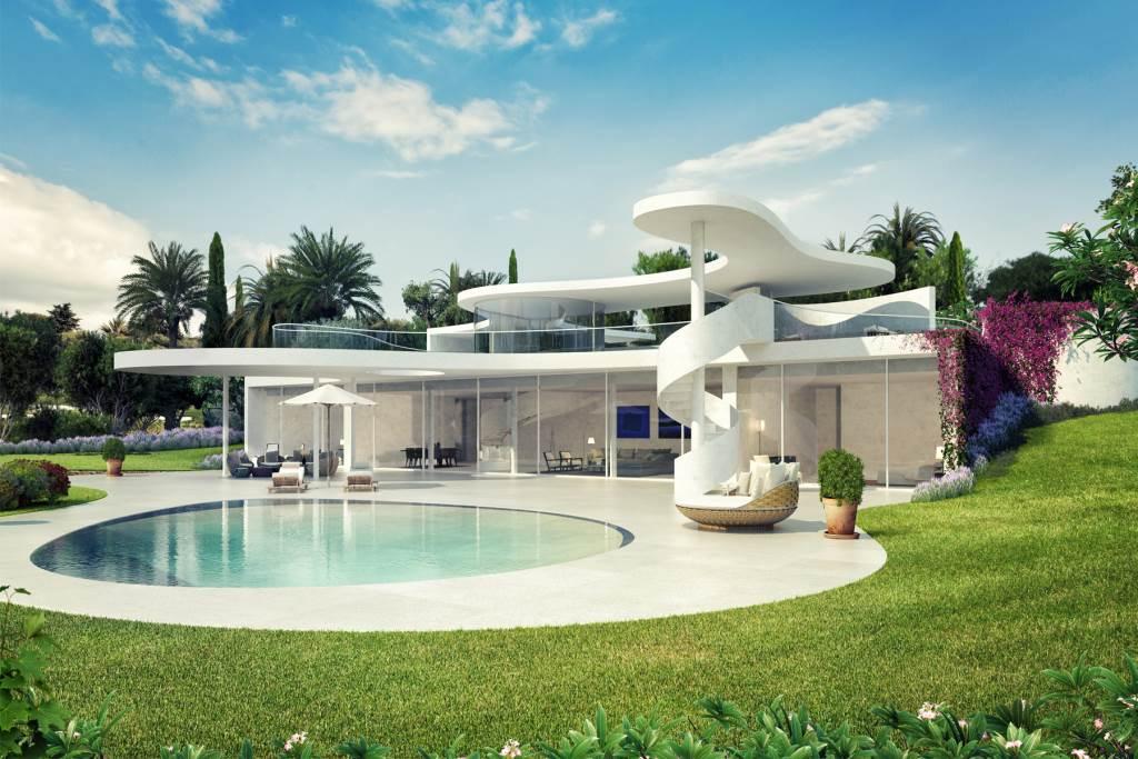 Fantàstica villa per comprar a Málaga